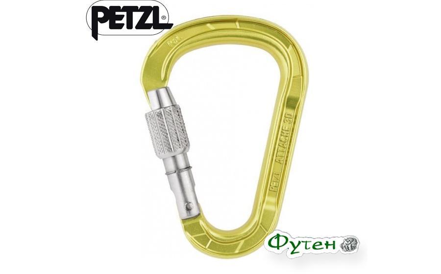 Карабин Petzl ATTACHE 2 screw-lock