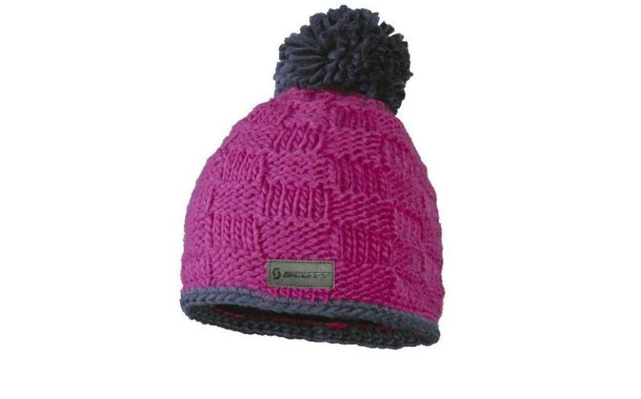Детская шапка SCOTT JR SNOW 10