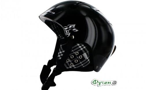 Горнолыжный шлем Julbo YODA black tartan 57/59
