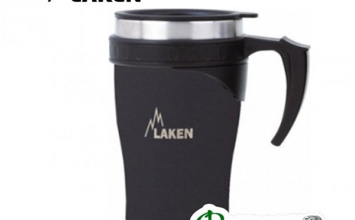 Термочашка Laken THERMO CUP 0,5 L black