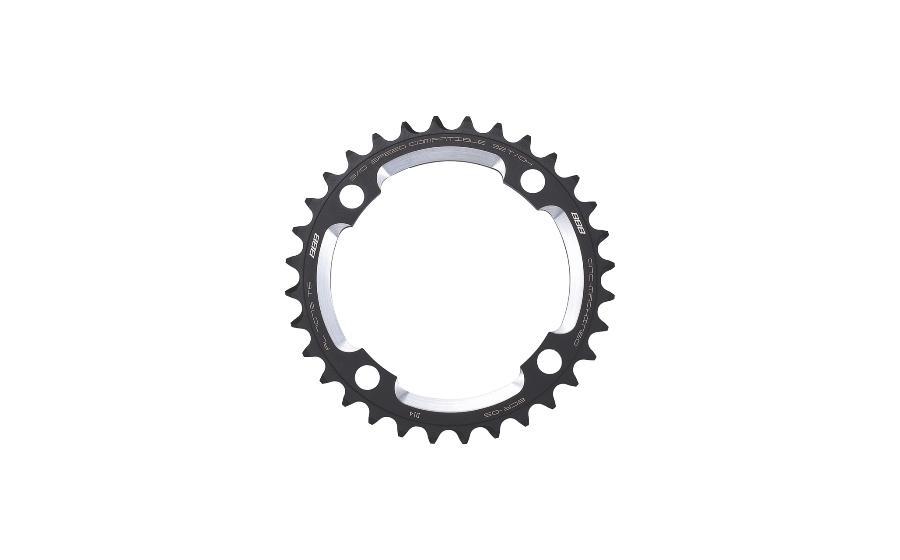 Велосипедная звезда bbb BCR-05 RoundAbout 4 32T/104