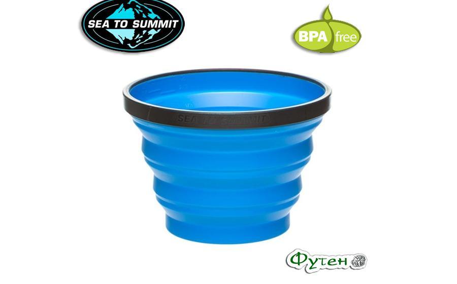чашка Sea to Summit X-MUG blue 480 мл
