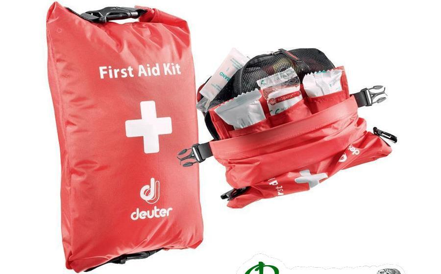Аптечка с влагозащитой Deuter FIRST AID KIT DRY