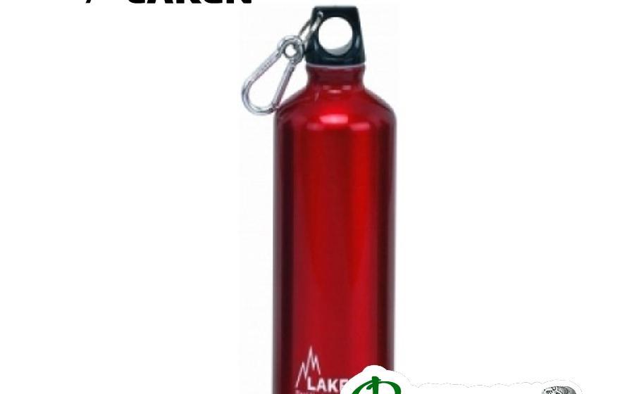 Фляга Laken FUTURA 0,75 L red