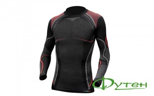 Рубашка мужская Accapi ERGORACING anthracite/black