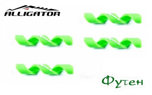 AlligatorSpiral 4/5 зеленая