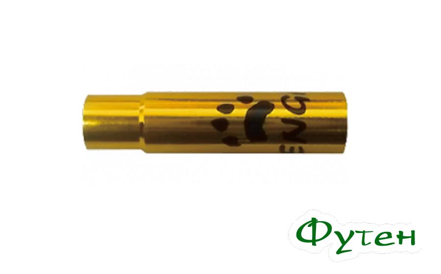 Колпачок Bengal CAPD6GD 4 мм золотой
