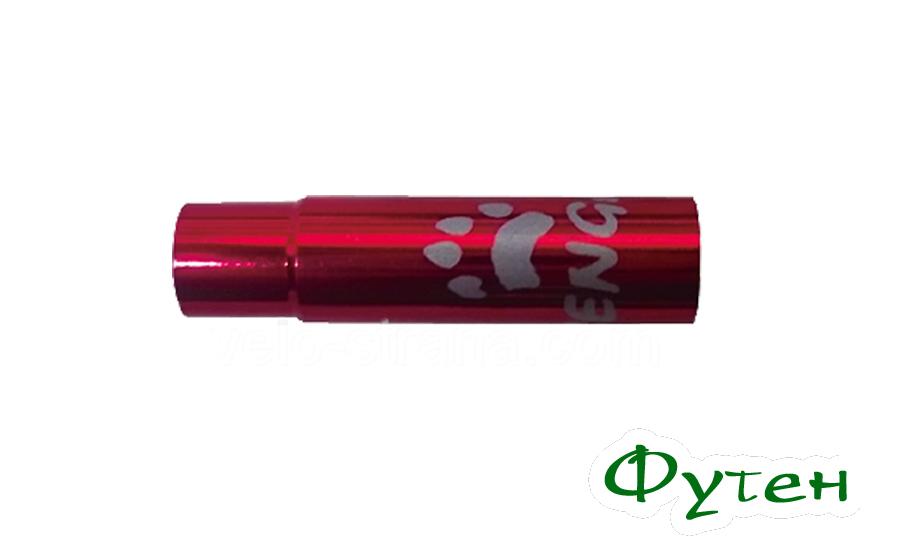 Наконечник Bengal CAPD6RD 4 мм красный