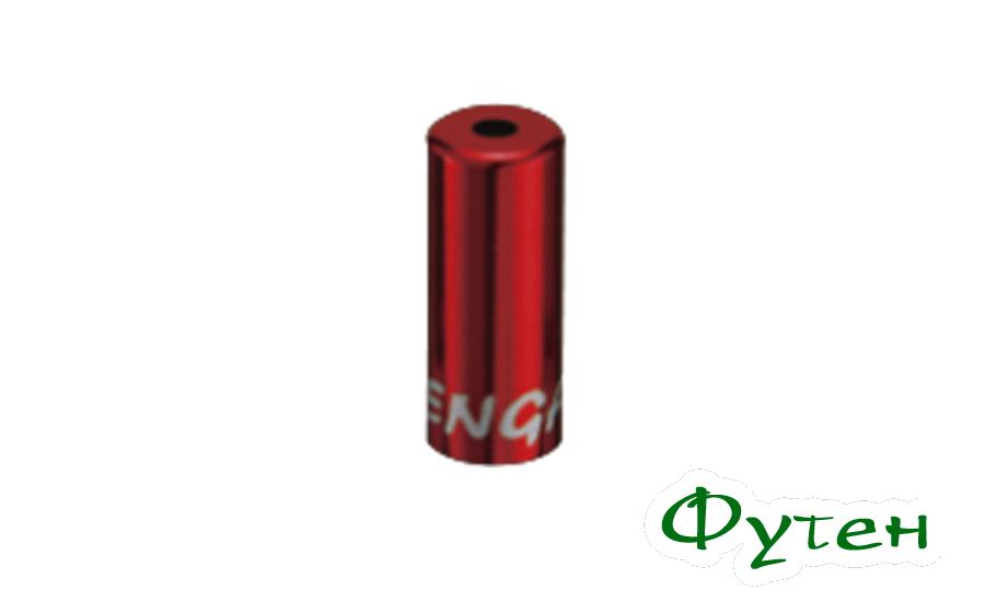 Наконечник Bengal CAPB1RD 5 мм красный