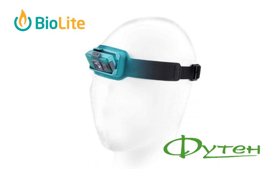 Налобный фонарик Biolite HEADLAMP 200 ocean teal