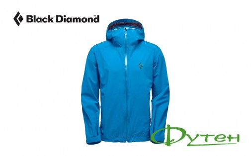 Куртка Black Diamond STORMLINE STRETCH RAIN SHELL kingfisher
