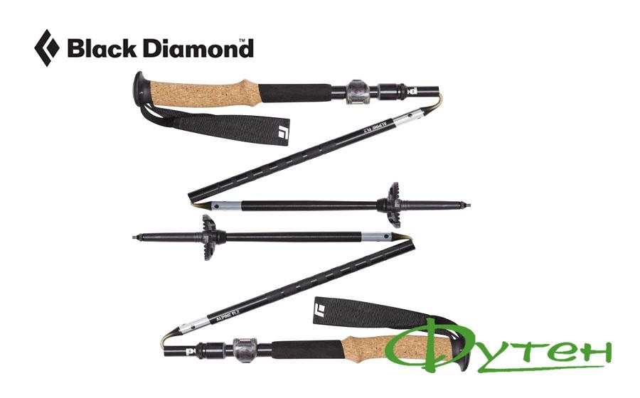 Black Diamond ALPINE FLZ 120-140