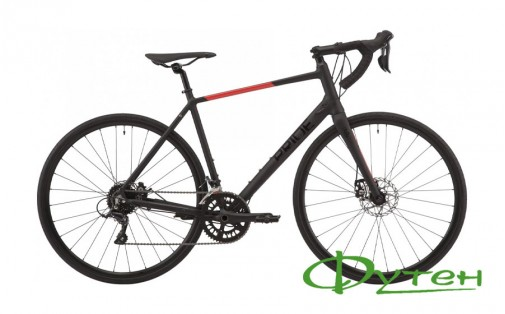 Велосипед Pride ROCKET черный