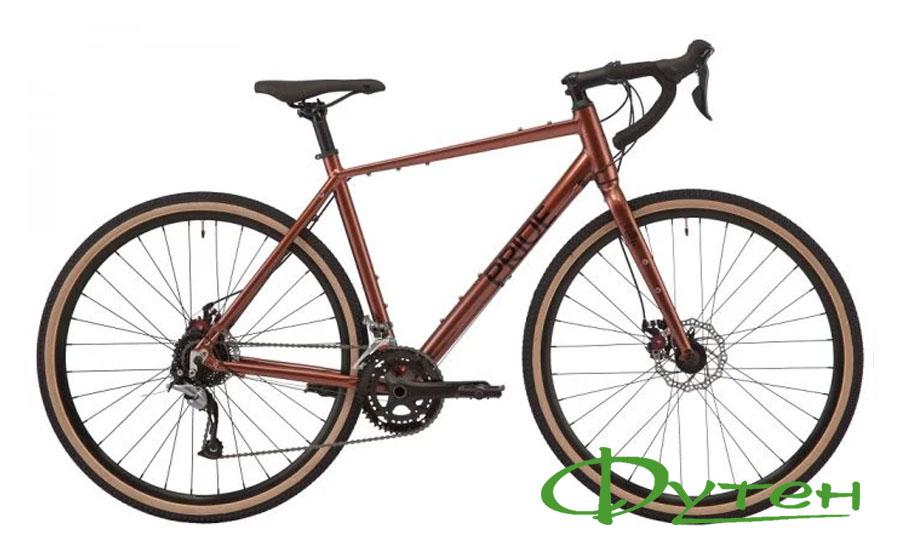 Велосипед Pride 28 ROCX 8.2 красный