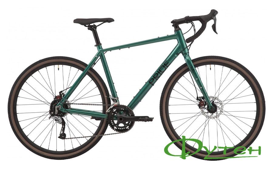 Велосипед Pride ROCX 8.2 GREEN/BLACK