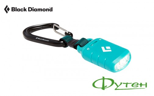 Брелок фонарь Black Diamond ION KEYCHAIN LIGHT aqua