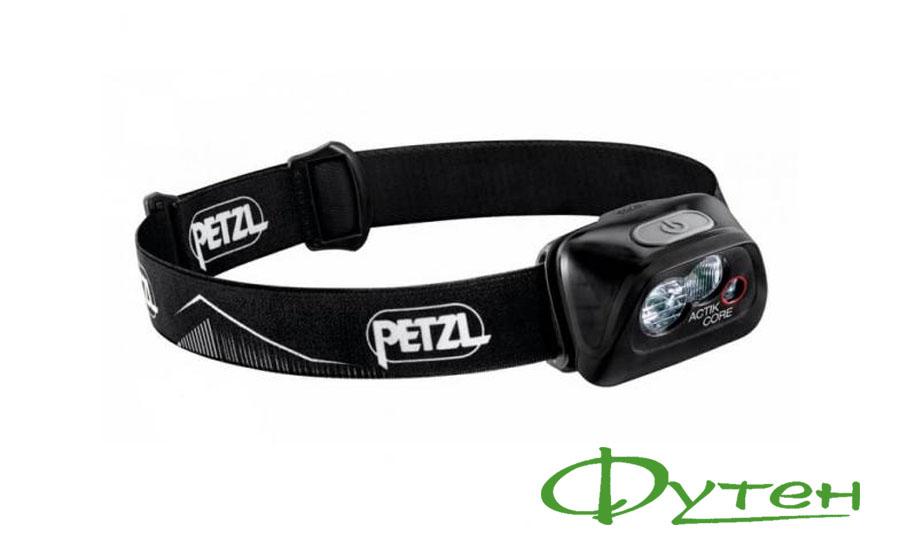 Petzl ACTIK CORE black