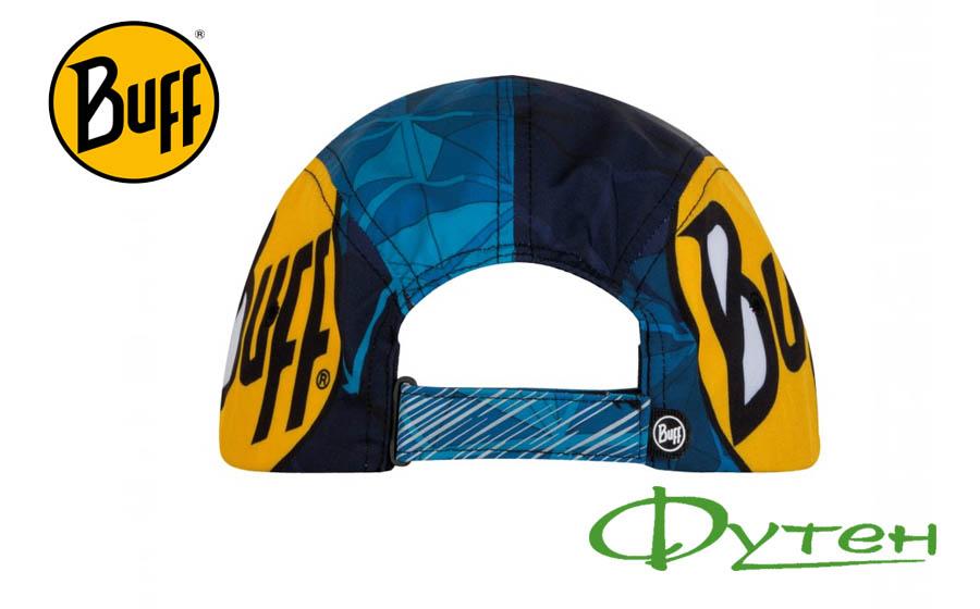 Buff RUN CAP r-helix ocean
