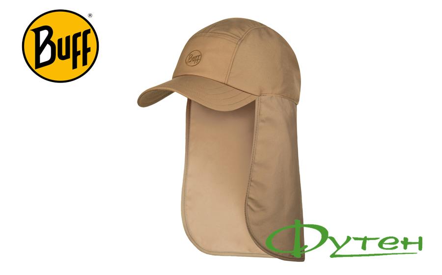 Кепка Buff BIMINI CAP solid toffee
