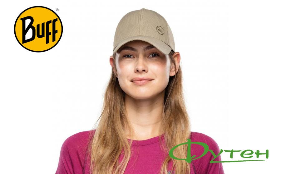 Buff TREK CAP shady brindle