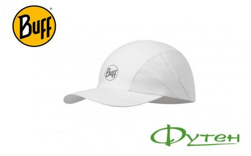 Кепка Buff PRO RUN CAP R-SOLID white