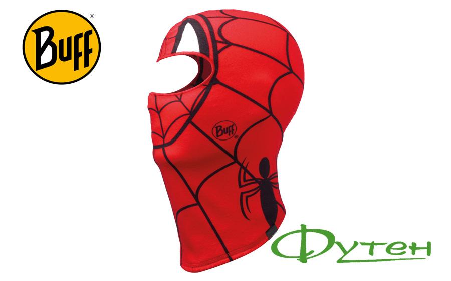 Балаклава Buff SUPERHEROES KIDS spidermask red