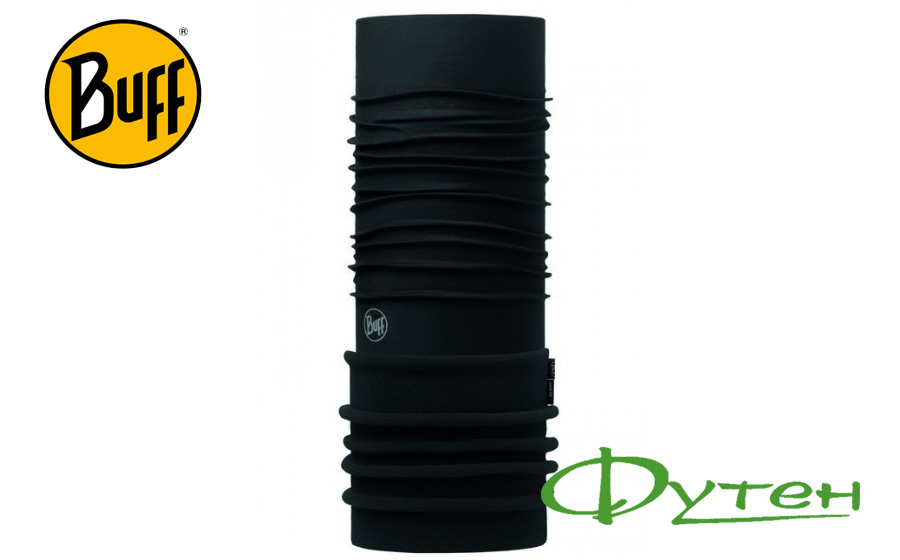 Повязка Buff THERMONET solid black