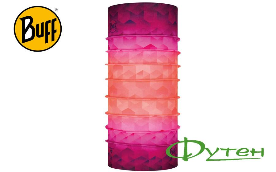 шарф Buff THERMONET tesia pink fluor