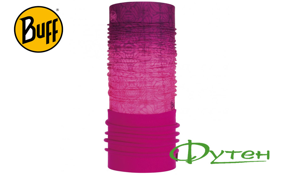 Бафф Buff POLAR solid boronia pink
