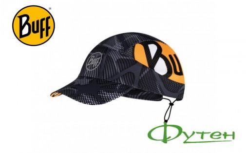 Кепка Buff PACK RUN CAP ape-x black