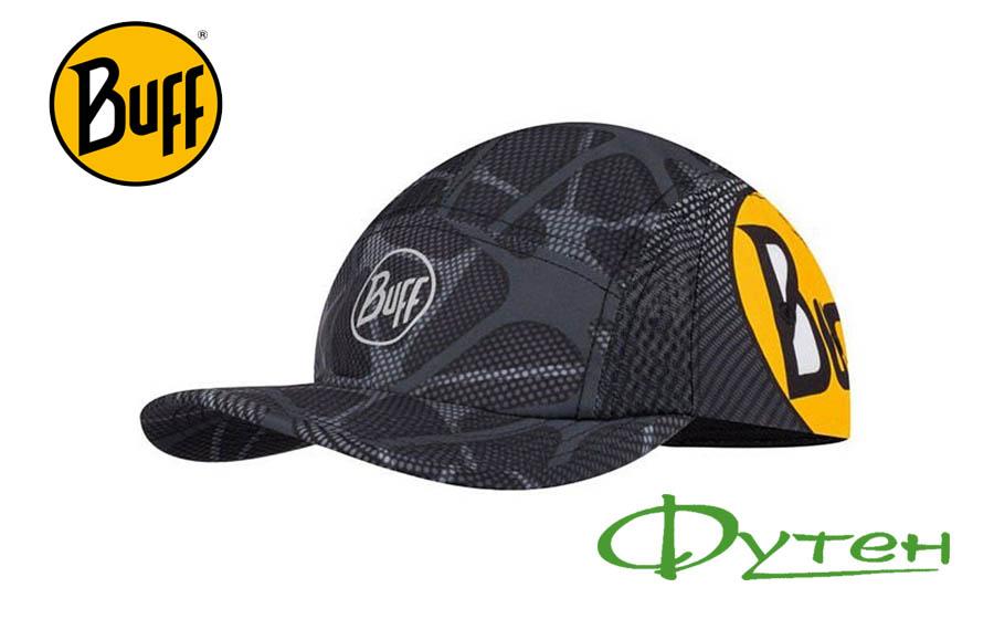 Беговая кепка Buff RUN CAP apex black