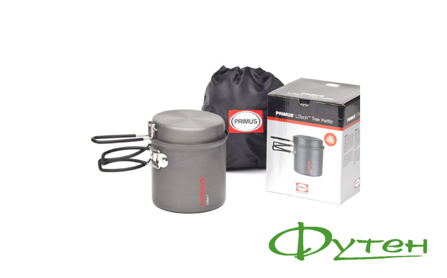 731722 Котел Primus LITECH TREK KETTLE 1,0L (anodised)
