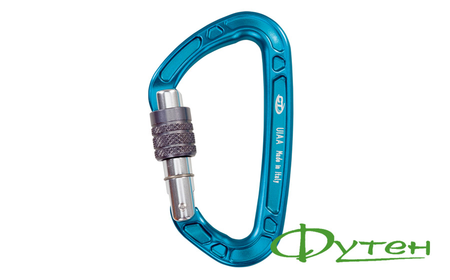 Карабін Climbing Technology AERIAL PRO SG light blue