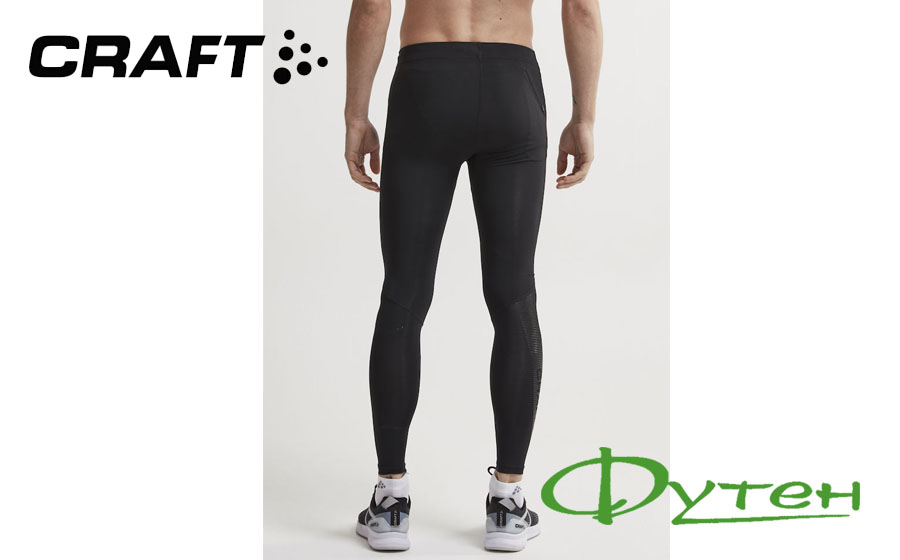 Craft ESSENTIAL COMPRESSION TIGHTS M black