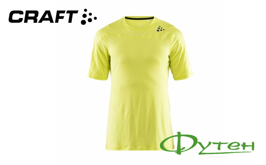 Футболка Craft SHADE SS TEE M lime