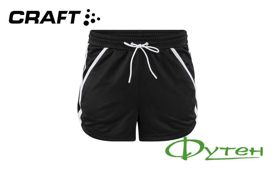 Шорты Craft DISTRICT WCTHigh Waist Shorts Wblack