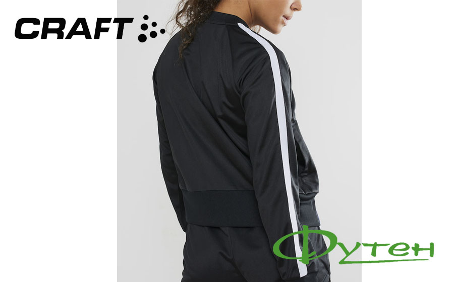 Кофта жіноча Craft DISTRICT WCT Jacket W black