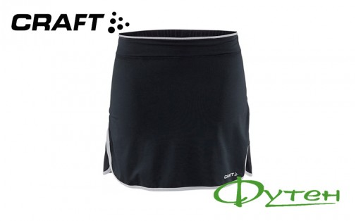 ВелоюбкаCraft FREE SKIRT black/platinum