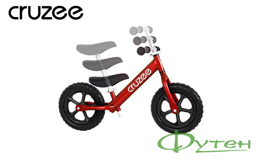 Беговел CRUZEE ULTRALITE BALANCE BIKE orange