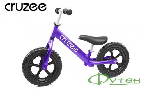 Беговелосипед CRUZEE фиолетовый