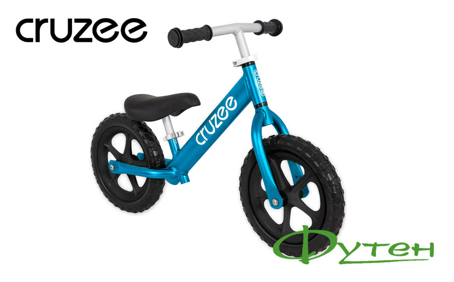 Беговел CRUZEE ULTRALITE BALANCE BIKE blue