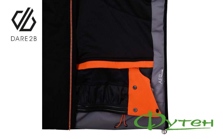 Куртка лижна Dare2b INHERENT PRO SKI JACKET Clementine