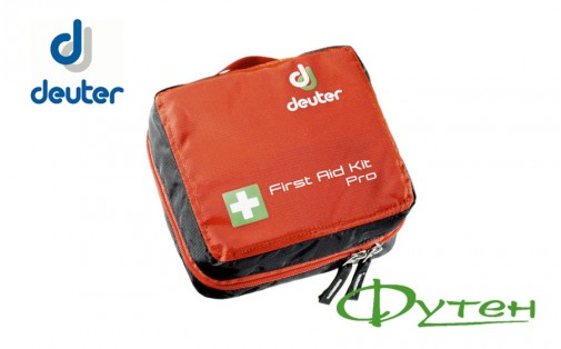 Аптечка Deuter FIRST AID KIT PRO papaya