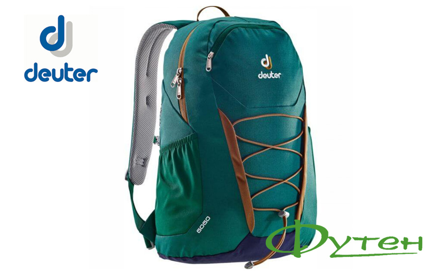 Рюкзак Deuter GO-GO alpinegreen-navy