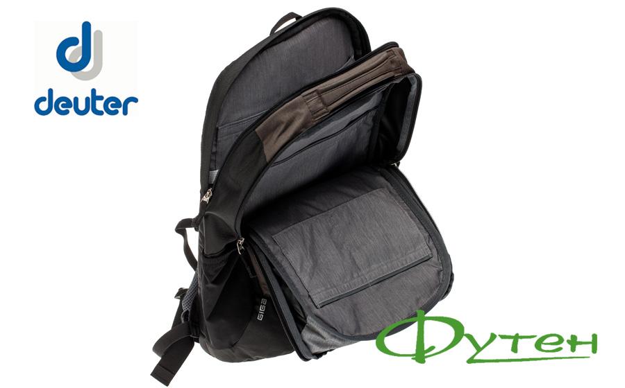 Рюкзак для ноутбука Deuter GIGA coffee-black
