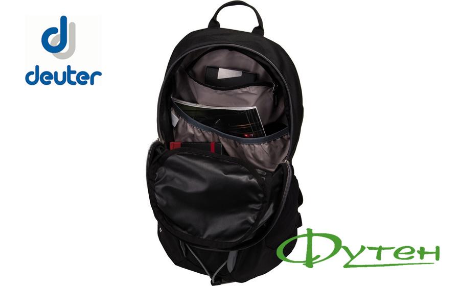 Городской рюкзак Deuter GO-GO black