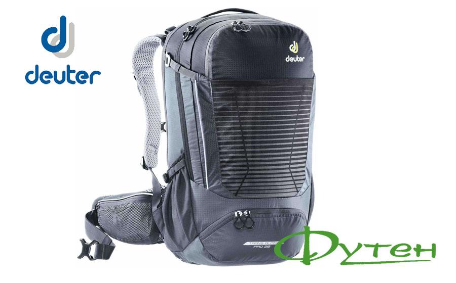 Рюкзак Deuter Trans Alpine Pro 28black-graphite