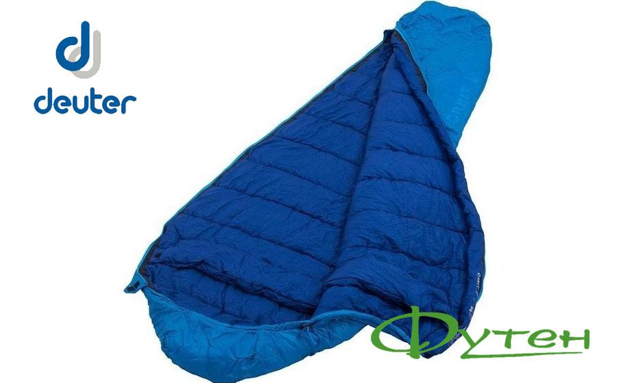 Спальник Deuter ORBIT 0 синий