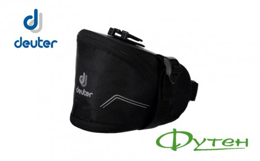 Велосумка Deuter BIKE BAG CLICK II black 7000