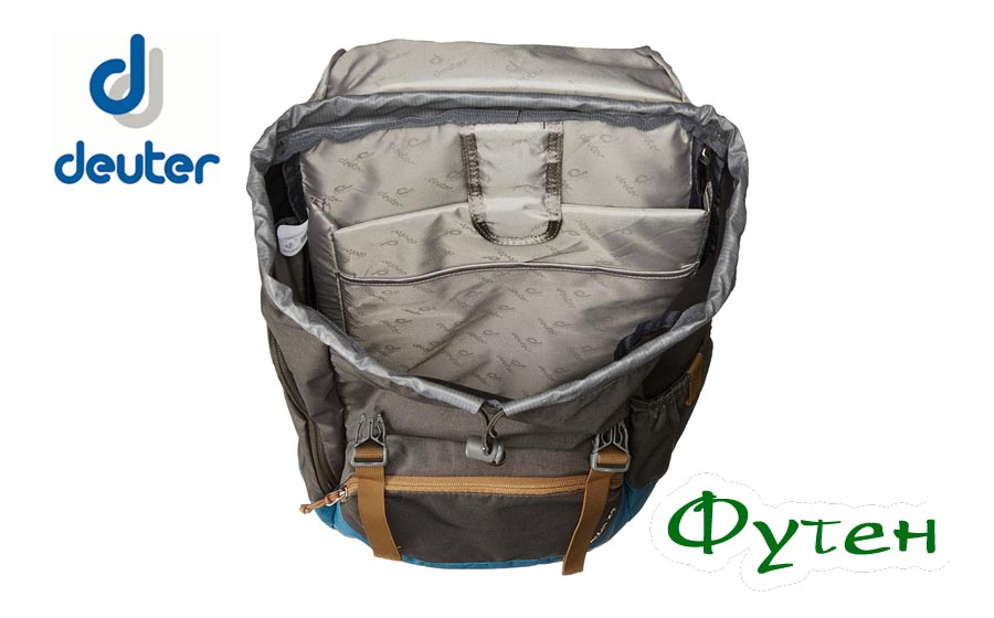 Рюкзак Deuter WALKER 24 maron-granite